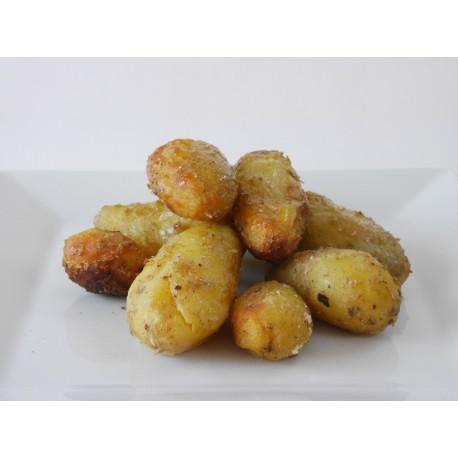 Grenaille de pommes de terre - Comment cuisiner les pommes de terre grenaille ...