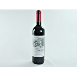 COTES DE CASTILLON LA PIERRIERE 75 cl