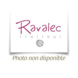 BALLOTINE DE PINTADE AU BASILIC ET TOMATE CONFITE