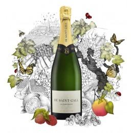 Champagne de Saint-Gall Le Sélection