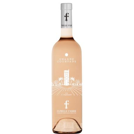 L'INSTANT Rosé  Bio Domaine Grande Courtade 75 cl