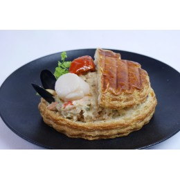 VOL AU VENT FRUITS DE MER