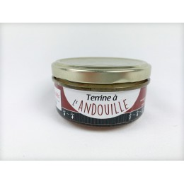 TERRINE A L'ANDOUILLE 150 g